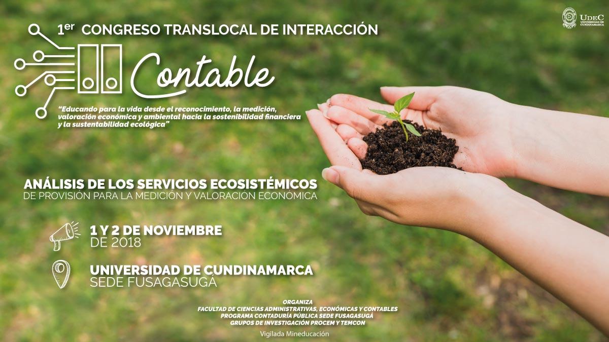 Noviembre 1 y 2 | Primer Congreso Translocal de Interacción Contable ...