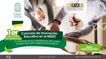 Concurso de innovación educativa en el MEDIT
