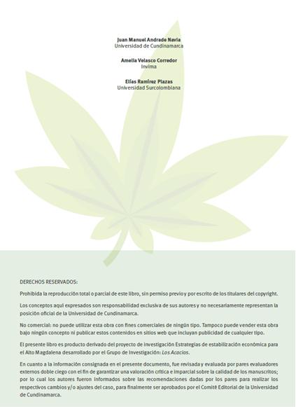 El futuro del cannabis medicinal en Colombia